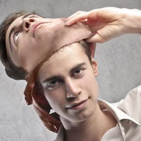 Realizing the falseness of everything