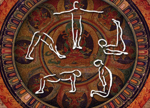 The Five Tibetan Rites