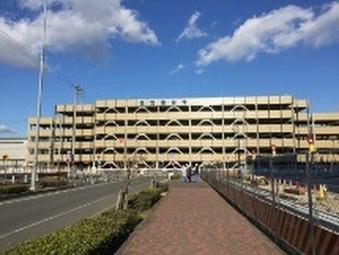 名古屋飛行場立体駐車場管工事