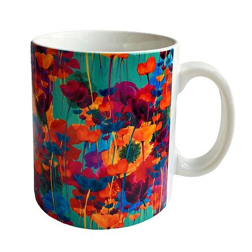 Tulip Bloom Mug