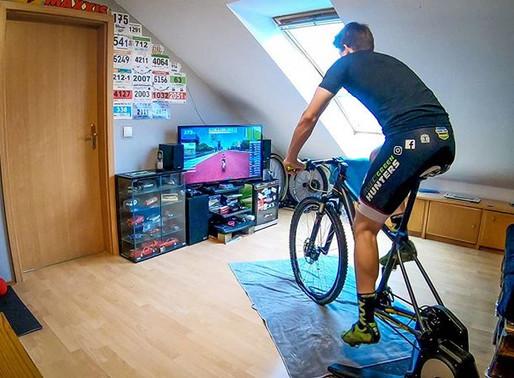 Qualifiziert für das Finale der German Cycling Academy in Berlin!