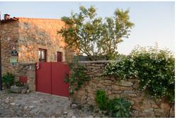 Entrada - Casa da Amendoeira