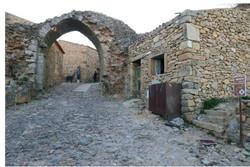 Entrada da Aldeia De Castelo Rodrigo