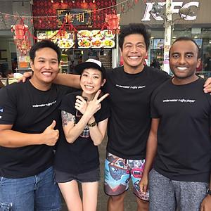 FATUWR x Food League SG