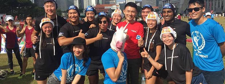 Singapore Underwater Rugby Team FATUWR / SGAG