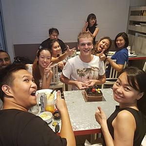 UWR Friends from Around the World