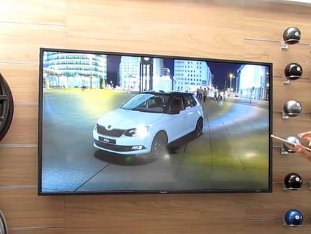 Autodesk VRED zákazníkům ukáže jejich vysněné auto
