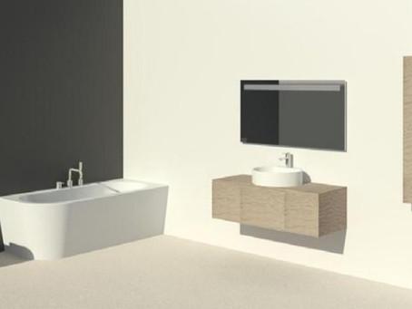 Budování koupelen budoucnosti s působivým designem