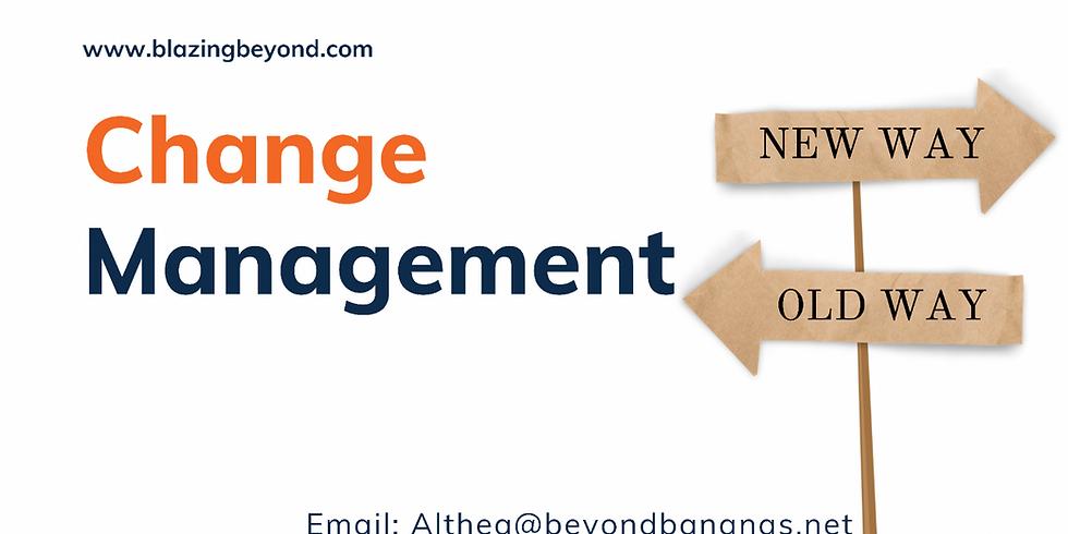 Change Management Skills Workshop