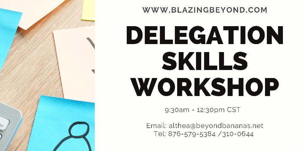 Delegation Skills Workshop