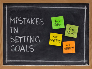 5 Key Steps in Setting Your Goals!