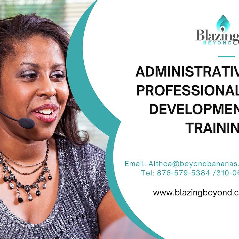Administrative Professional Development Training