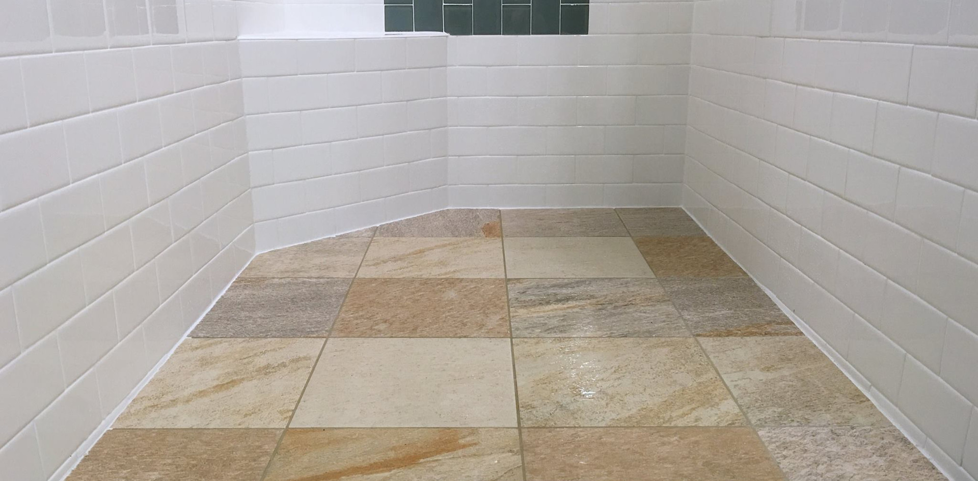 Bayard Curbless Shower