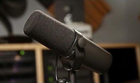 Podcaster最頂級的愛用麥克風SHURE SM7B開箱與介紹