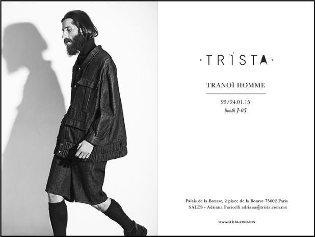 Trista en Tranoi