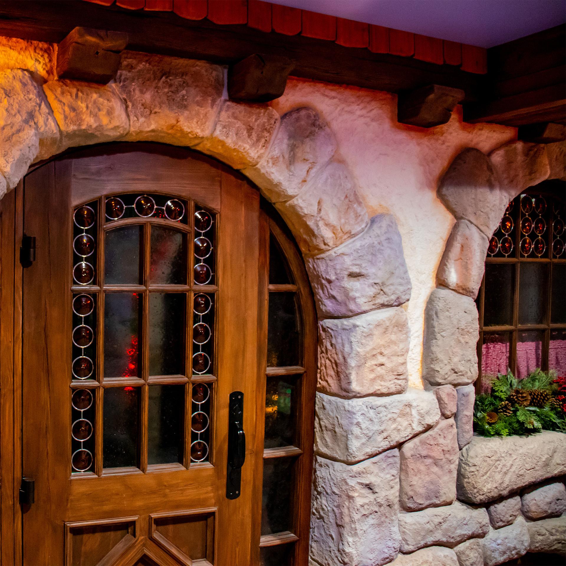 Disneyland Basement 3