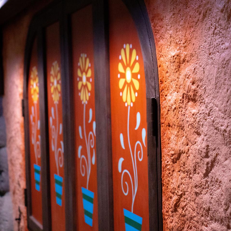 Disneyland Basement Wall 2
