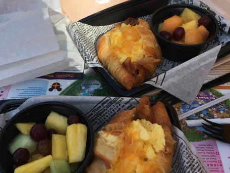 Trip Report: FOOD
