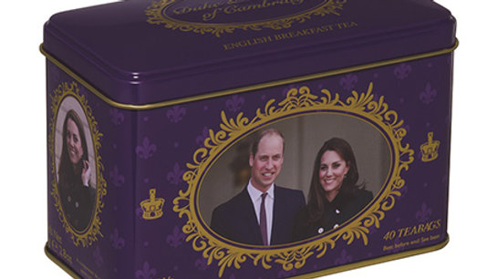 Royal Tea Tin