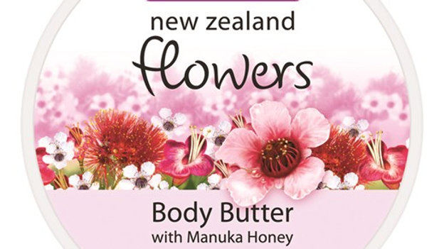Flowers Body Butter
