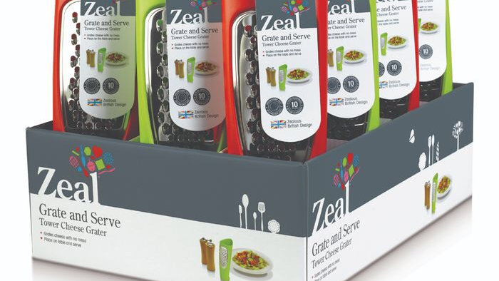 Zeal Tower Grater