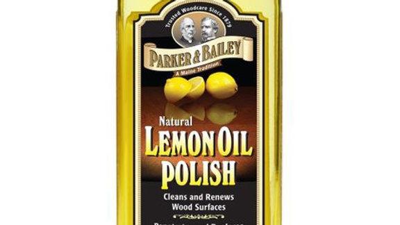 Parker Bailey Lemon Oil Polish