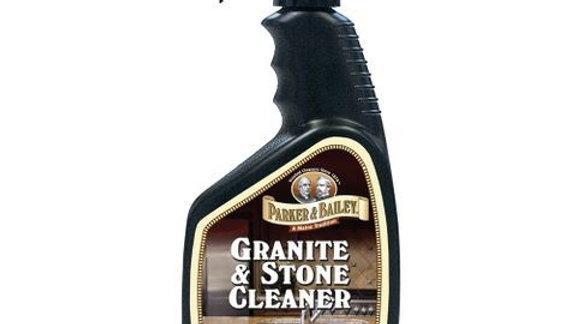 Parker Bailey Granite & Stone Cleaner
