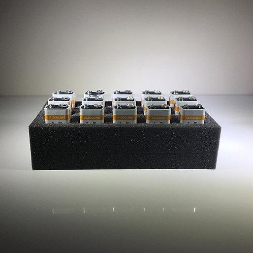 9 Volt Battery Caddy