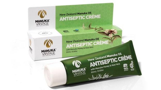 Manuka Vantage Antiseptic Crème