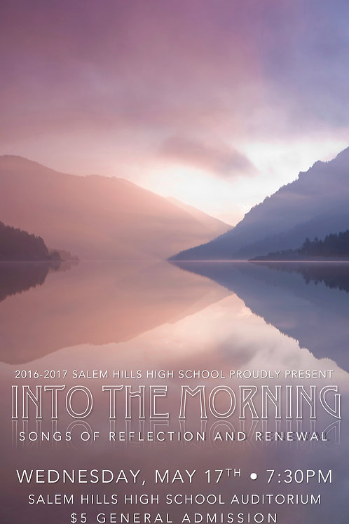 "Salem Hills ""Into the Morning"" DVD-May 17, 2017"