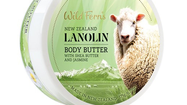Lanolin Body Butter