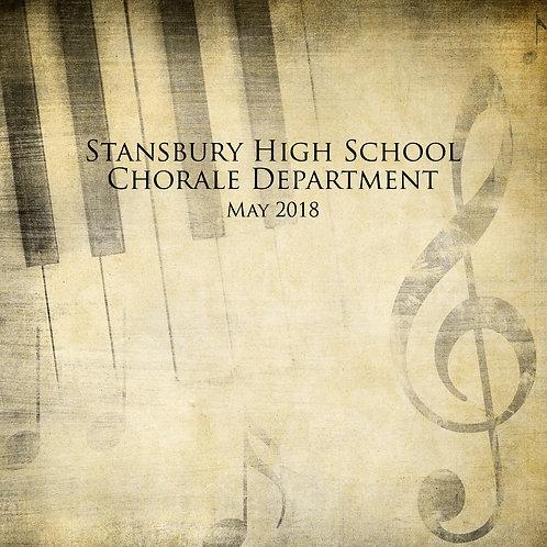 Stansbury High Choir 2018-CD