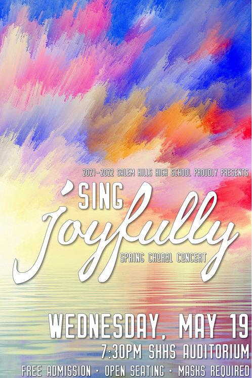 "Salem Hills ""Sing Joyfully"" May 19, 2021"