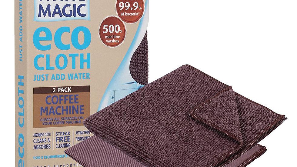 Eco Cloth Coffee Machine 2 Pack