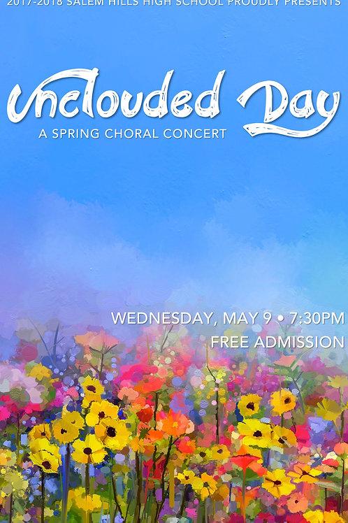 Salem Hills Choir Concert May 9, 2018-DVD