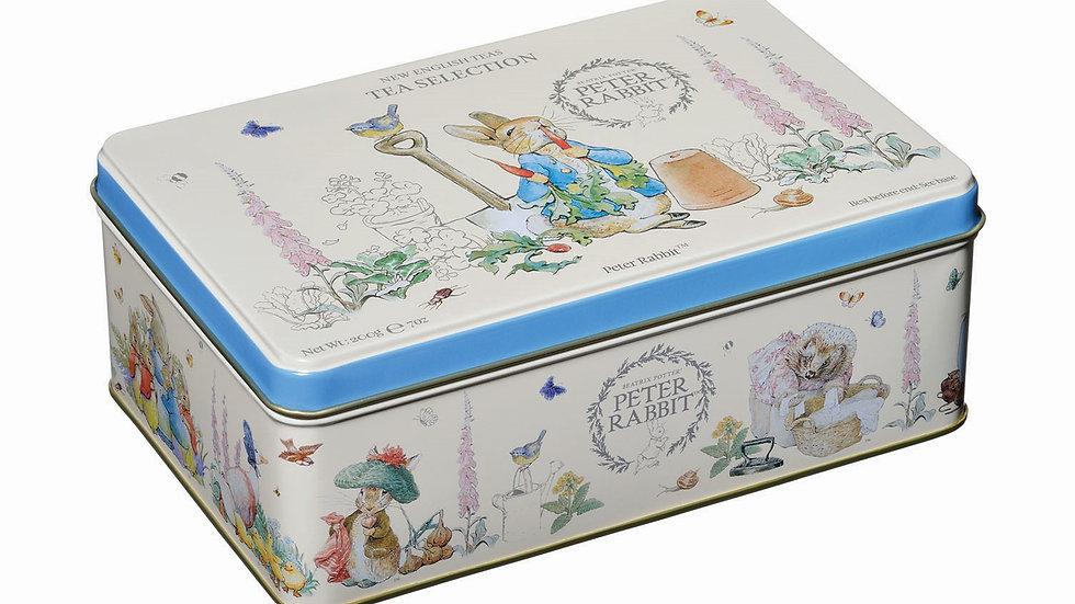 Tea Beatrix Potter Tin