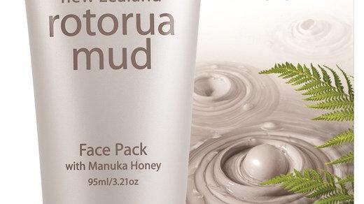 Rotorua Mud Face Pack
