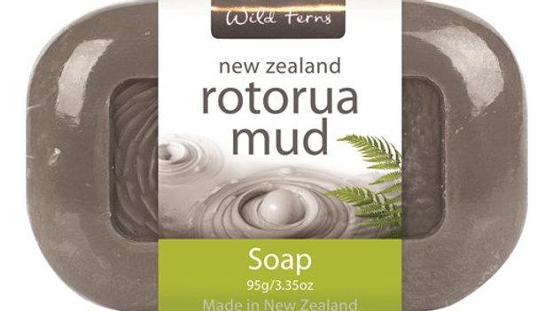 Rotorua Mud Soap