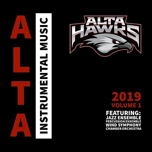 Alta High Music Department