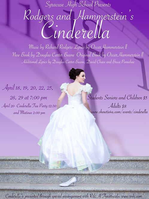 "Syracuse High ""Cinderella"" April 20, 2019"