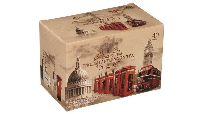 Tea Memorabilia Tin