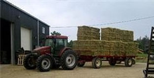 Hay & Custom Farm Work | mabel-may-farms