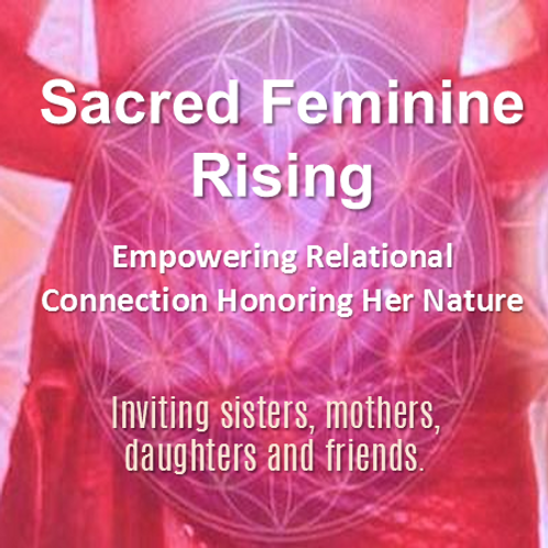 Sacred Feminine Rising - Place of Chi