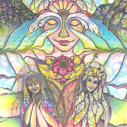 Sacred Woman - Sausalito Workshop