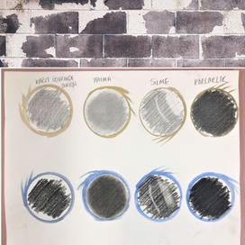 Kurşunkalem - Kömür Kalem arasındaki farklar nelersir?