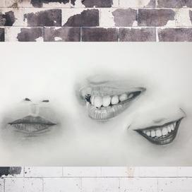 Ağız ve Dişler Nasıl Çizilir?
