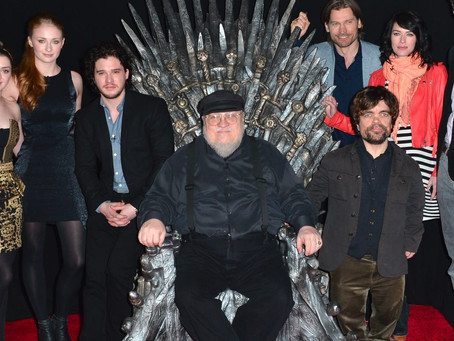 George R.R. Martin's Writer's Block