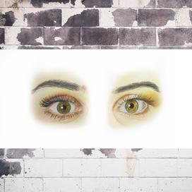 Kuru Boya ile Gerçekçi Göz Nasıl Çizilir?