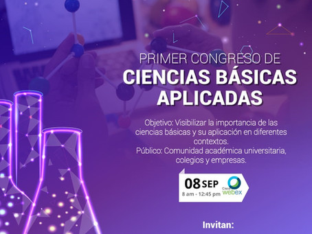 Congreso en Ciencias Aplicadas