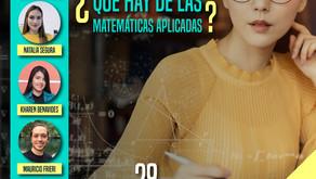 ¿Qué hay de las matemáticas aplicadas?